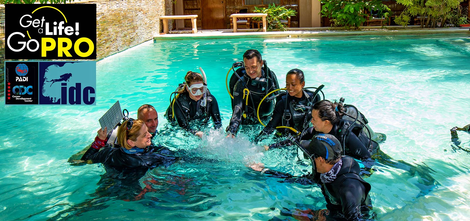 asia divers career development center puerto galera philippines