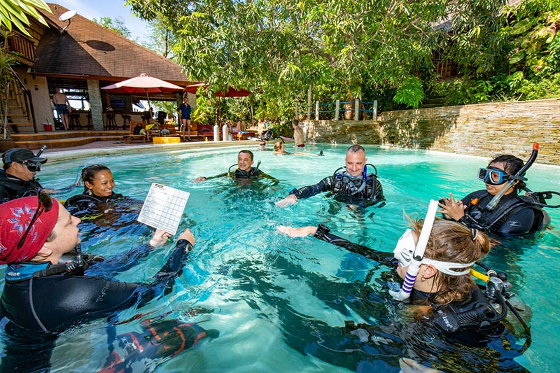 padi course director training puerto galera