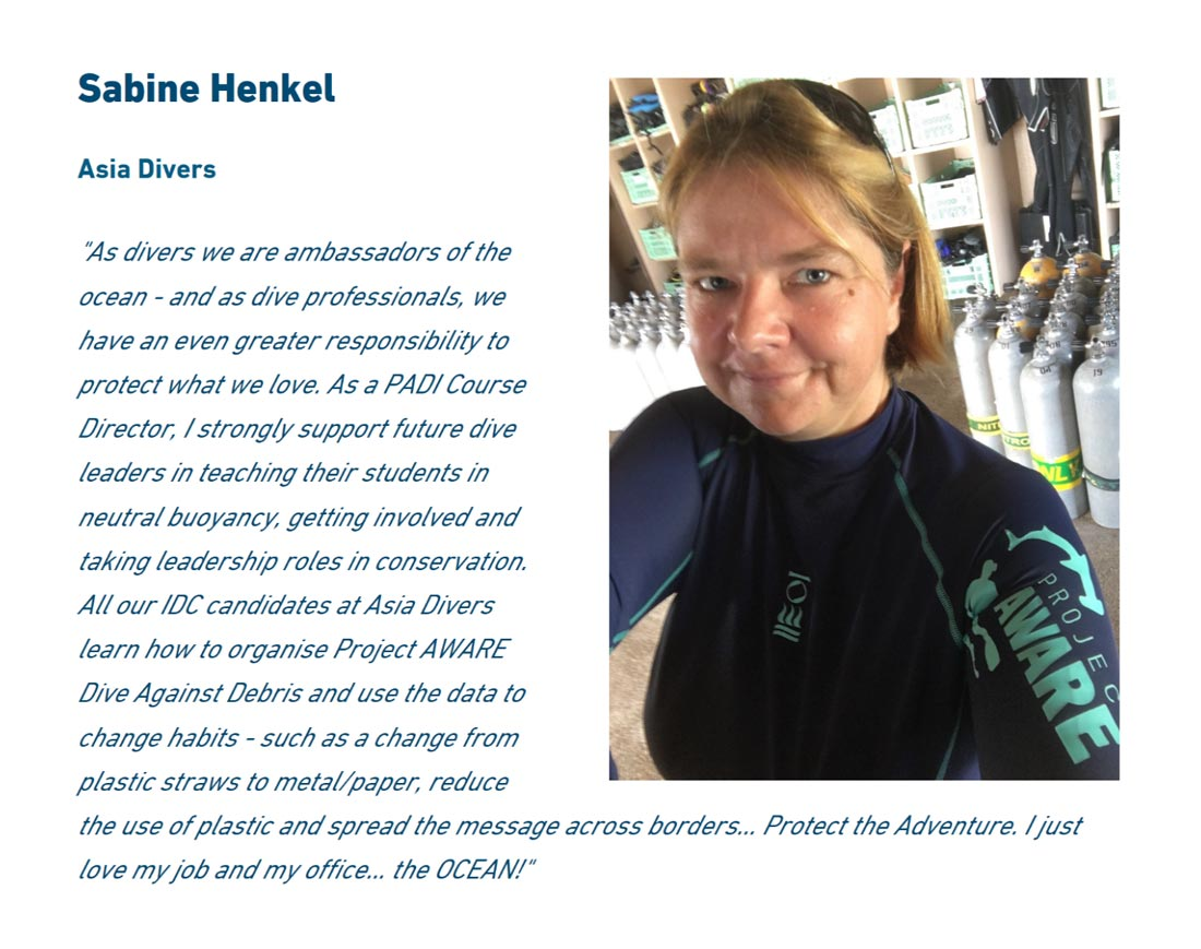 women of ocean conservation