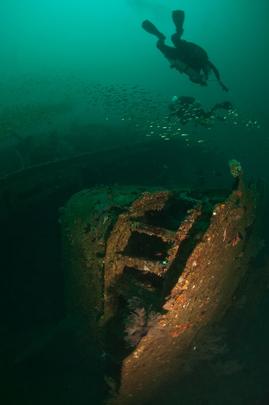 puerto galera tech diving philippines
