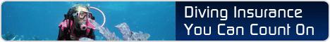 tech asia diving insurance