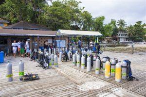 asia divers dive center