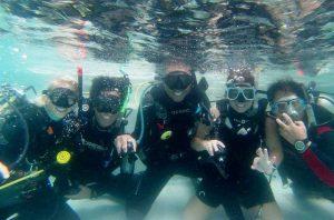 PADI scuba Diving Puerto Galera