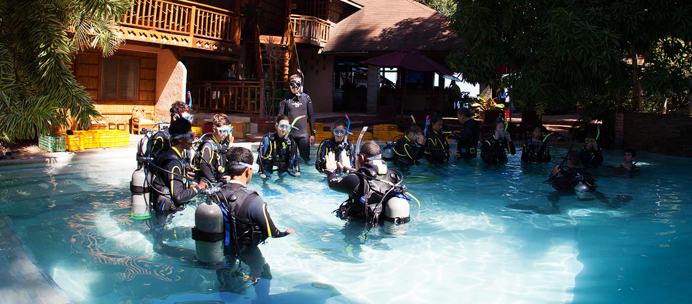 Puerto Galera Scuba Diving Courses