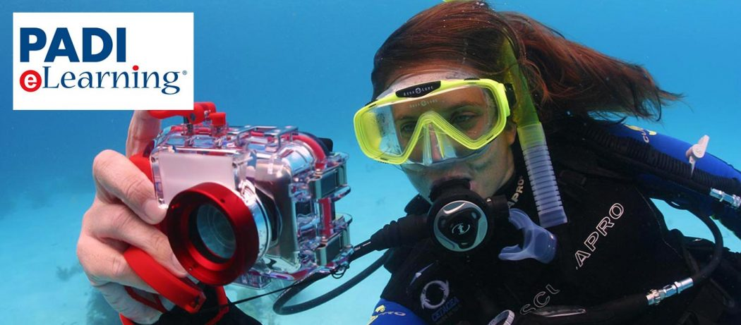 padi elearning underwater photography course puerto galera
