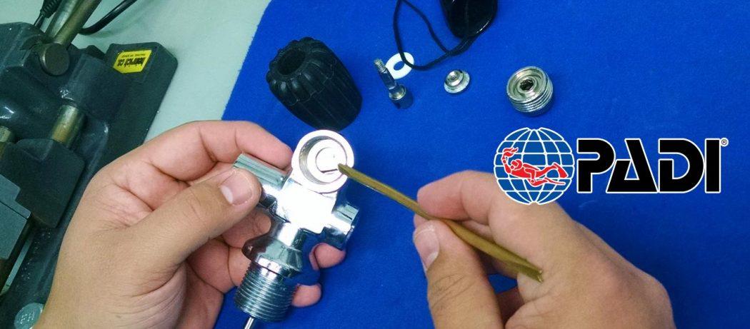 padi equipment specialist course puerto galera