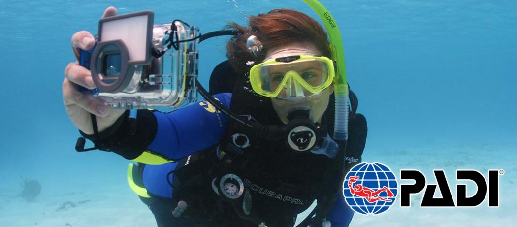 padi underwater photography course puerto galera