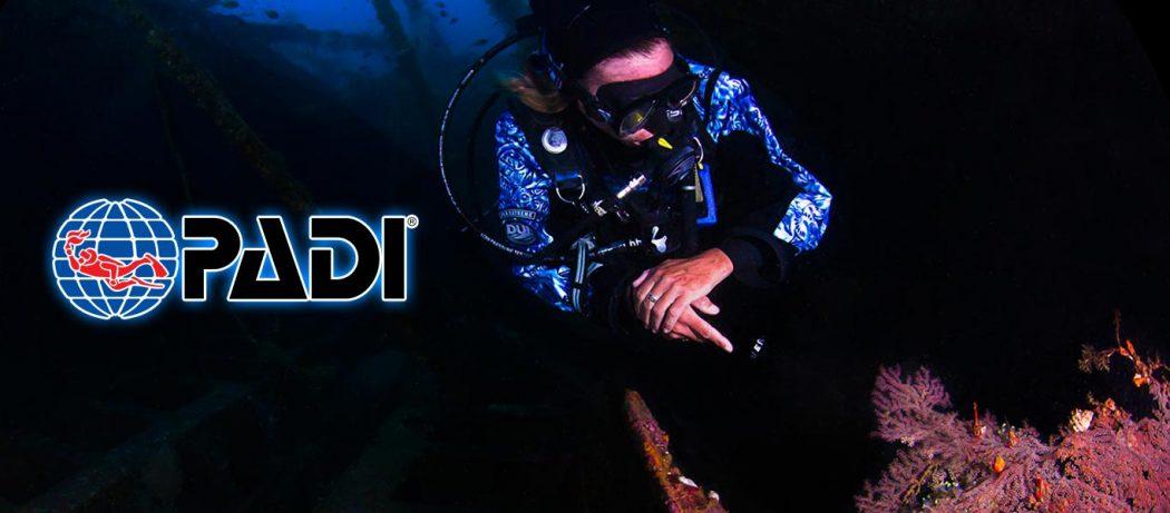 padi wreck diver course sabang puerto galera
