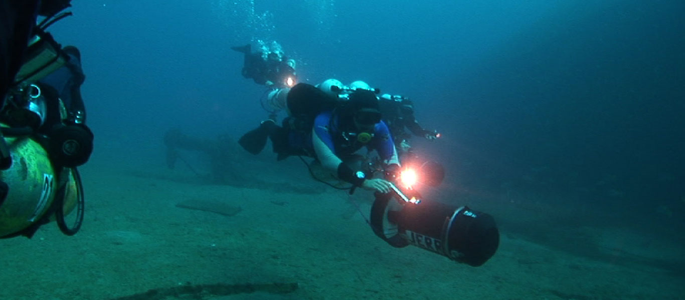 technical diving puerto galera