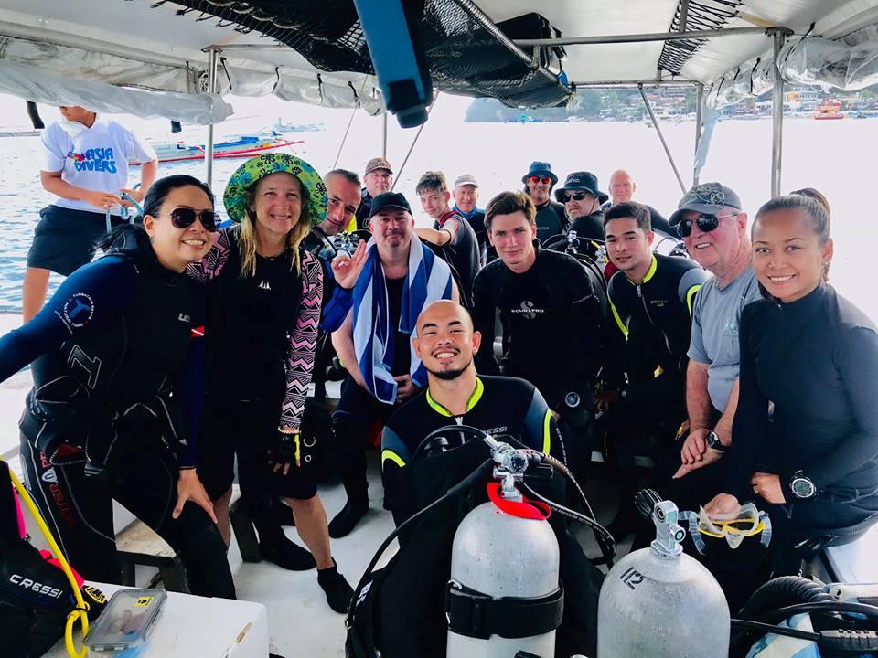verde island puerto galera asia divers