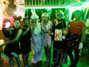 asia divers el galleon resort halloween puerto galera