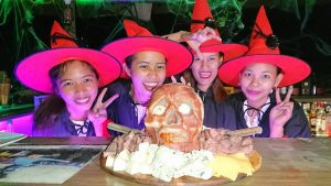 asia divers el galleon resort-halloween puerto galera 2018