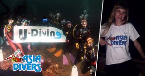 asia divers group diving holidays philippines