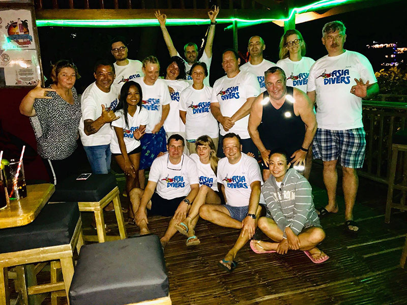 bestdive poland at asia divers philippines