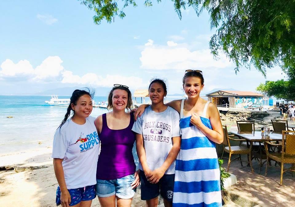 padi open water diver courses puerto galera