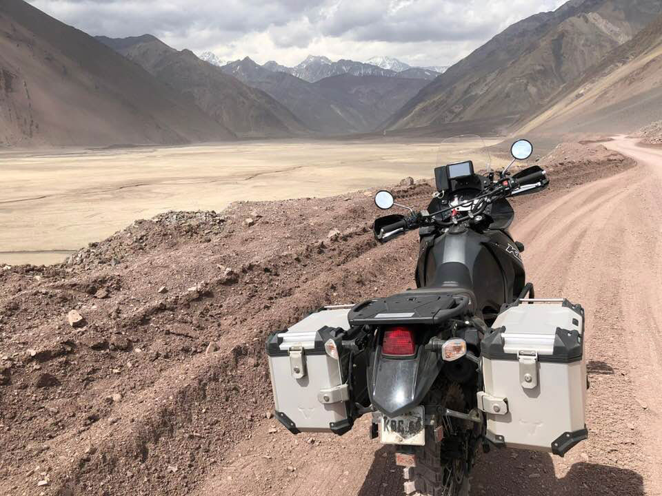 alans motorbike adventure chile