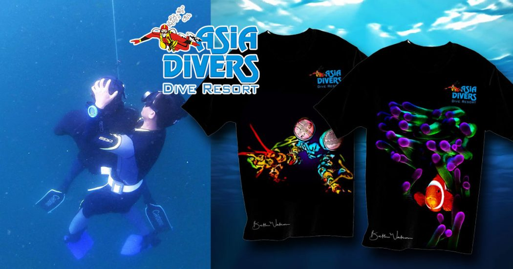 asia divers padi freediving sabang puerto galera
