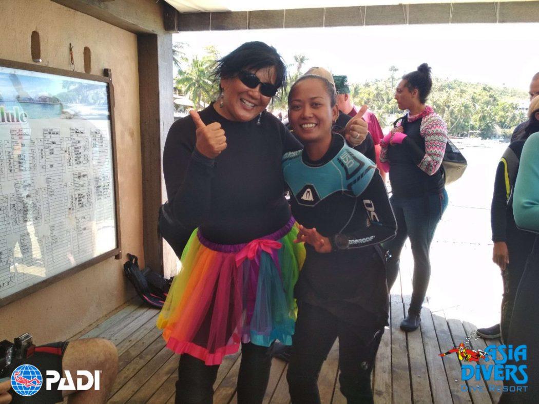 100 dives at Asia Divers Puerto Galera