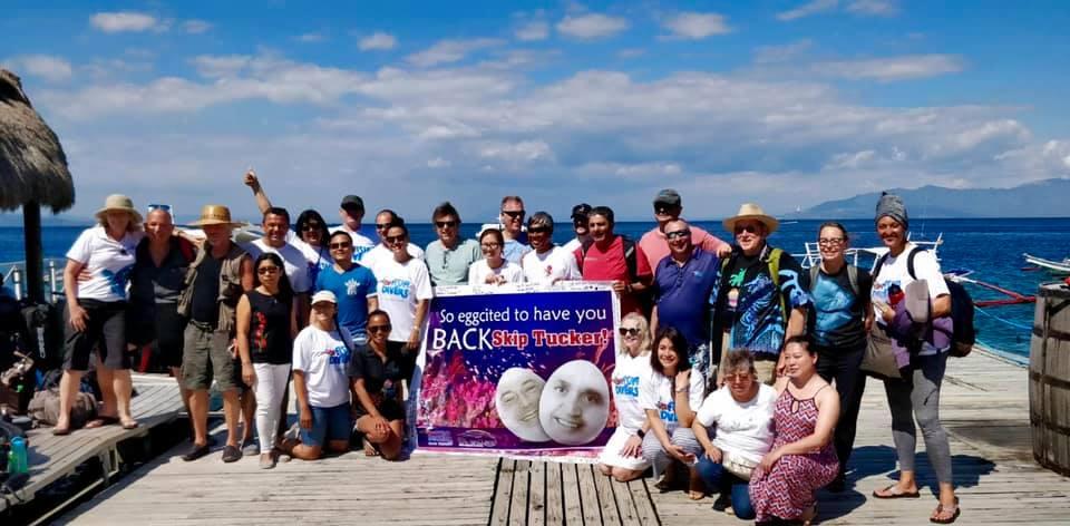 eco dive group asia divers puerto galera