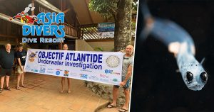 Objectif Atlantide asia divers philippines