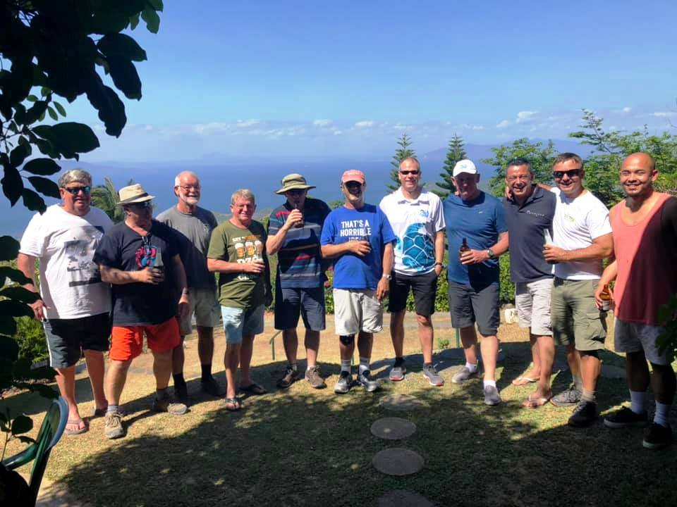 asia divers old gits tour in puerto galera