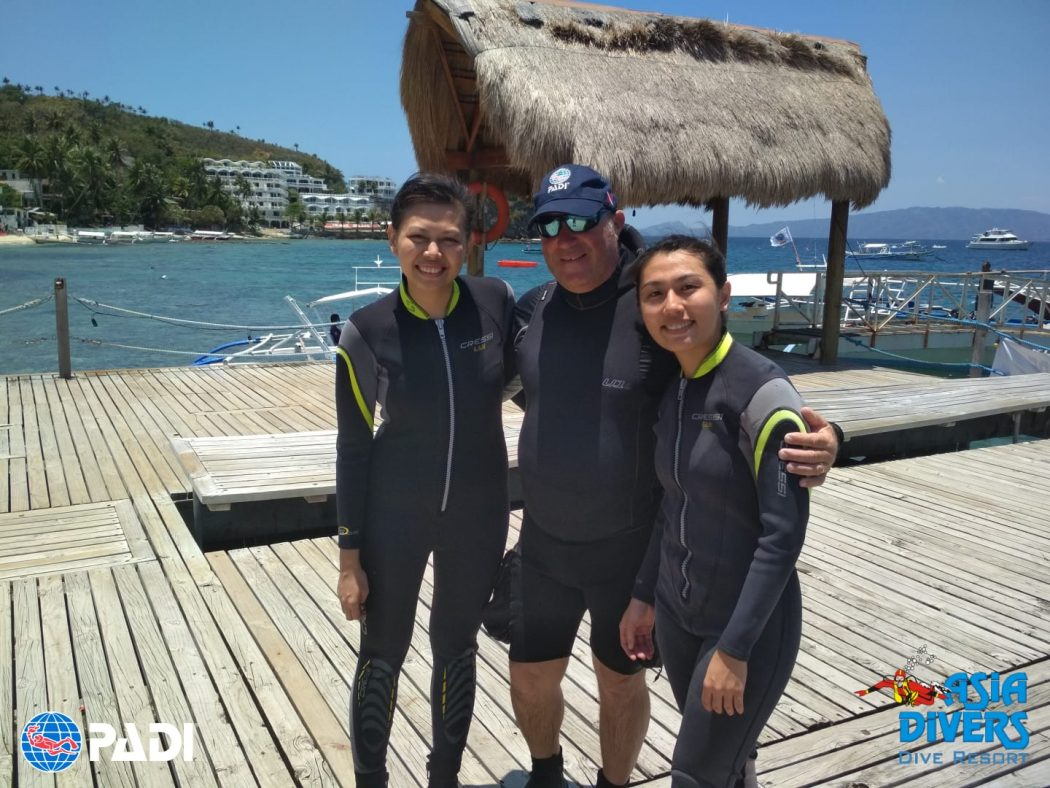 discover scuba diving philippines asia divers