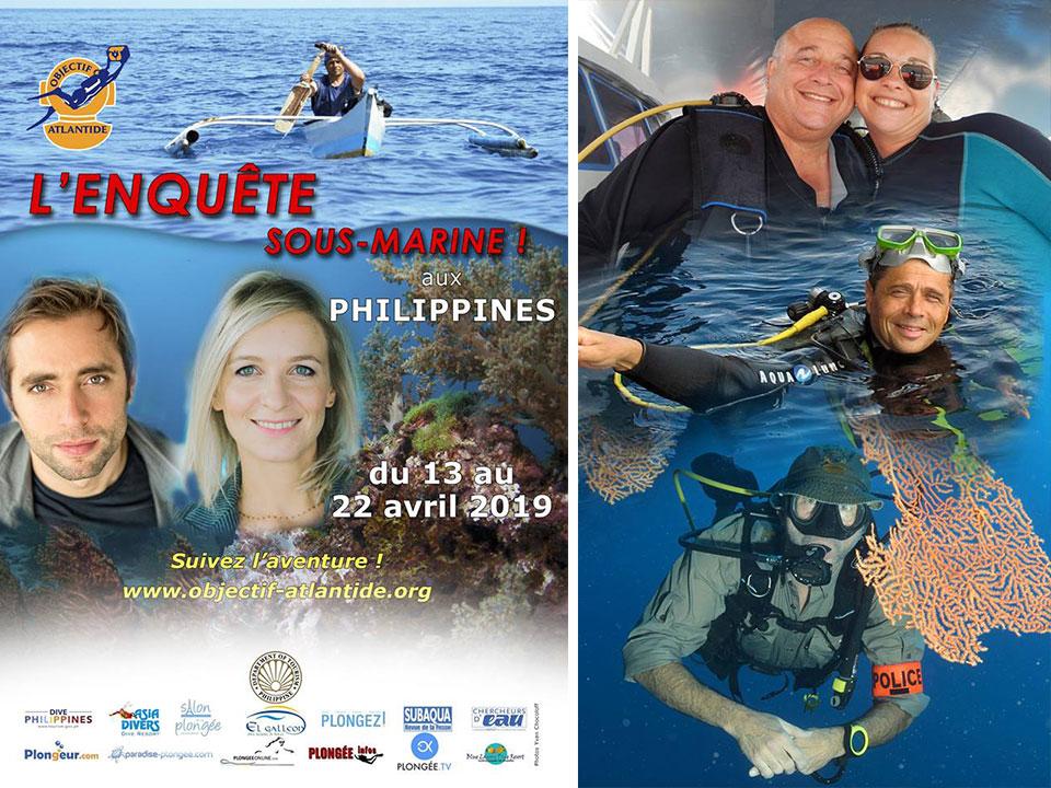 freediving champions asia divers puerto galera