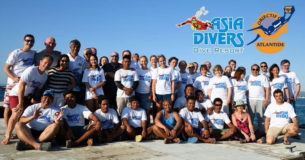 objectif atlantide event asia divers puerto galera philippines