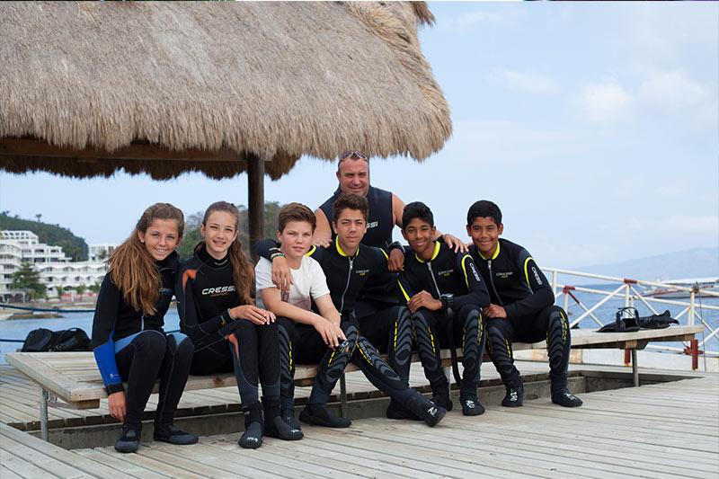 philippines scuba adventures for school groups