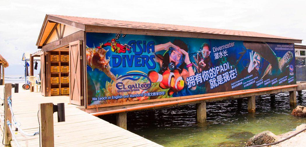 scuba diving philippines asia divers puerto galera
