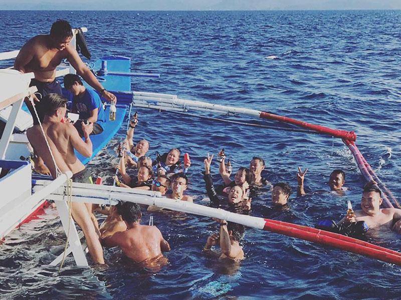 verde island scuba dive trip puerto galera philippines