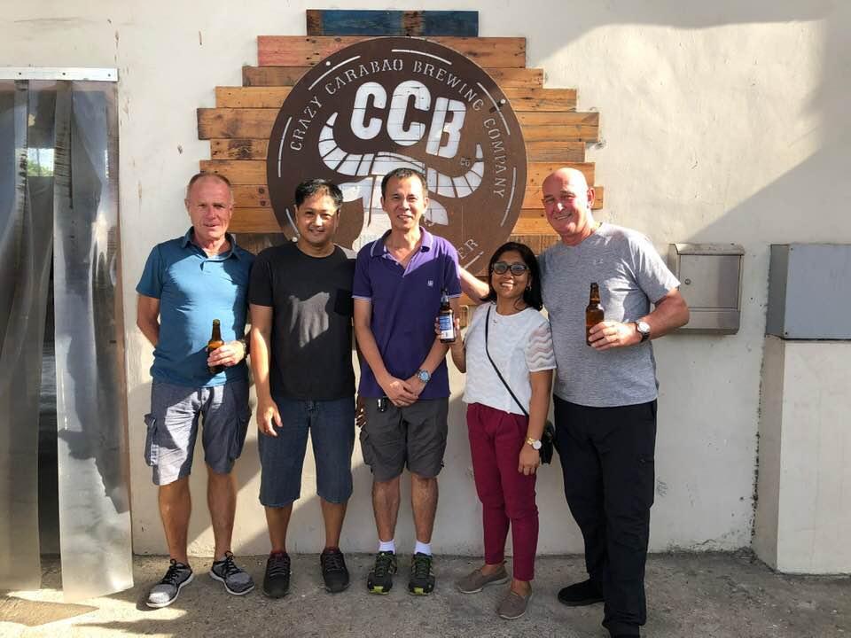 crazy carabao brewing company philippines