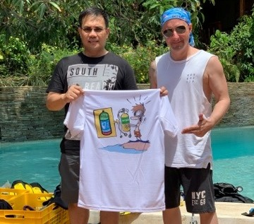 padi enriched air nitrox course asia divers puerto galera