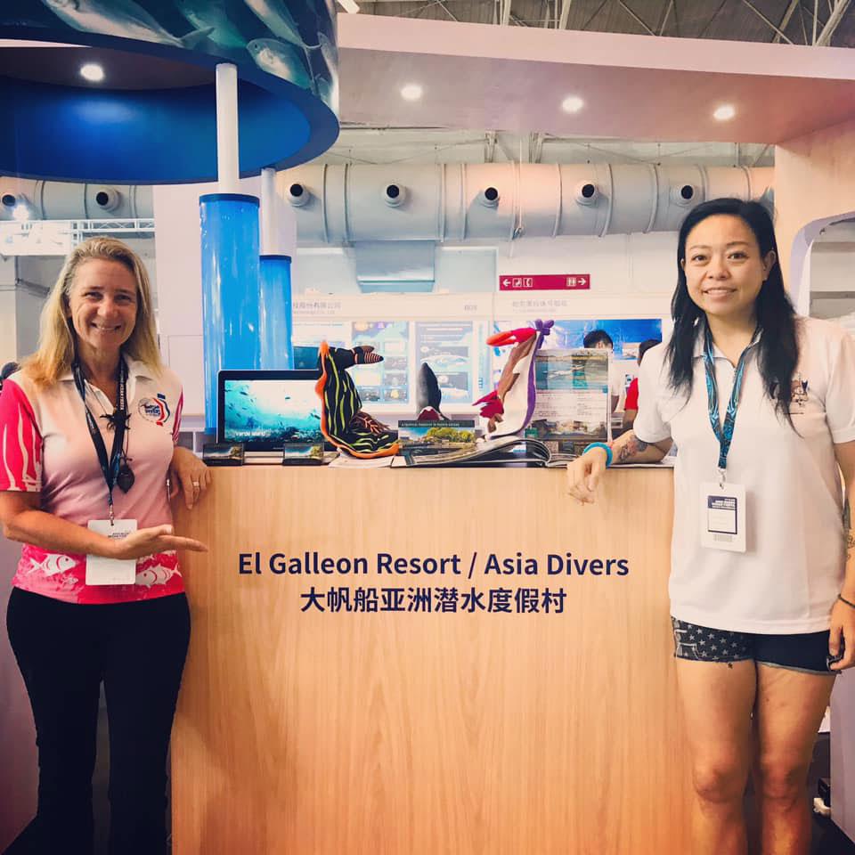 el galleon dive resort adex 2019