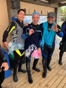 scuba diving in Puerto Galera with Asia Divers