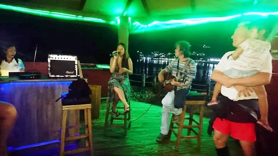 point bar puerto galera philippines