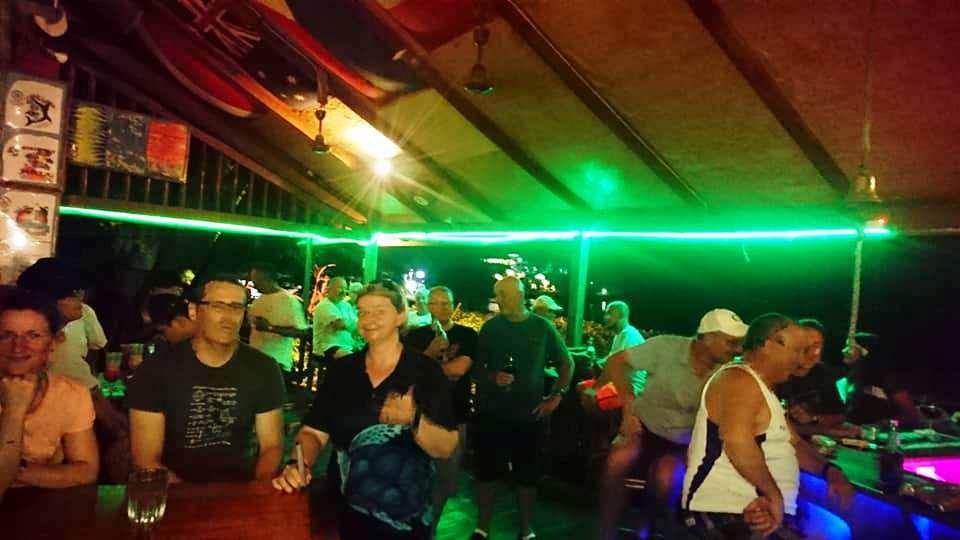 point bar puerto galera