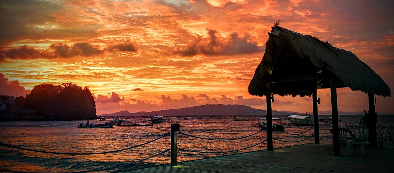 barrel bar asia divers puerto galera